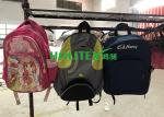 Holitex Students Used School Bags Mixed Type Second Hand Travel Bags For Nigeria