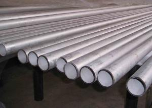 China 24 Inch Diameter Seamless Stainless Steel Pipe ASTM A789 S32205 Fit Chemical Processing on sale
