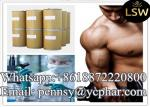 Muscle Building Supplements Raw Anabolic Steroids Methyltrienolone Light Yellow Crystalline Powder CAS 965-93-5