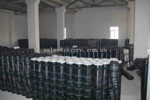 China Roofing Flexible EPDM / SBS / APP Waterproof Membrane Black For Balcony / Bathroom on sale