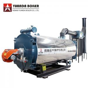 China Factory Price 1 Mw Natural Gas Fired Thermal Oil Heater For Timber Drying on sale