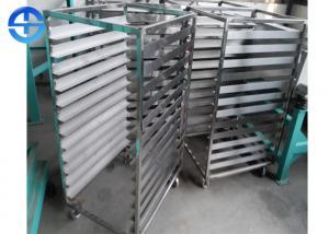 China High Efficiency Mushroom Dryer Machine , Commercial Vegetable Dryer Machine on sale