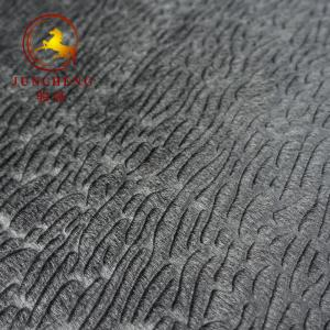 China 2017 New Hot Fashion Embossed Fabric super soft velour with tc for sofa and cushion on sale