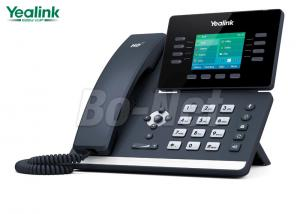 China USB Headset Voip IP Phone HD Video / Voice New Yealink SIP-T58A Gigabit Interface on sale