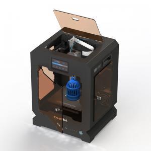 China Mini CreatBot Digital 3d Printer Automatic PEEK 3d Printer Single Color on sale