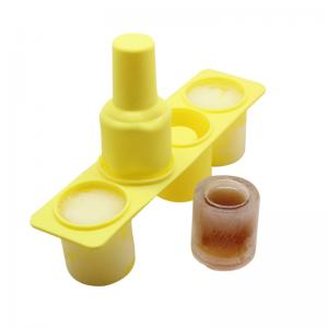 China lego ice cube tray best selling silicone mold on sale
