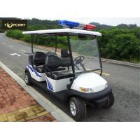 China 48V Small Battery Operated Custom Electric Golf Buggies to Rear Storage on sale