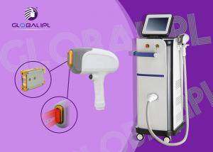 China High Power 808 Diode Laser Hair Removal Machine Fda Ce Microchannel on sale