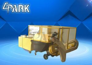 China Outdoor Playground Amusement Game Machines / Ball Cleaning Machine on sale