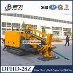 For City Construction DFHD-40 HDD Horizontal Drilling Rig with 40Tons Feeding Capacity