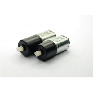 China Low Noise 12mm 3V Pan Tilt Motor , Small DC Gearmotor for Video Camera on sale