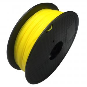 China Multiple Color 1.75mm PLA 3D Printer Filament 1kg Spool Dimensional Accuracy on sale