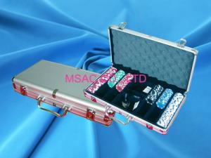 China Counter Carrying Cases/300 pcs Chip Cases/Chip Boxes/Porker Cases/Porker Carrying Cases on sale