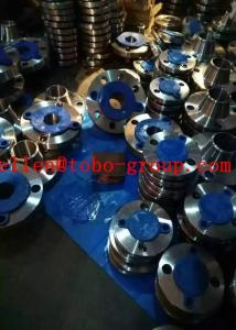 China Super Duplex Stainless Steel 2507 Ring Flange Size: 1/2 - 80 on sale