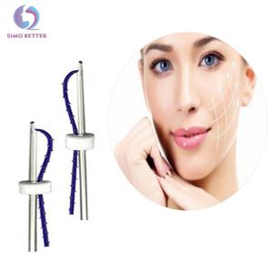 China absorbable polydioxanone suture thread beauty facial thread screw body lift on sale