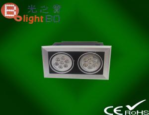 China 6Watt Dimmable Indoor LED Spotlights GU10 Low Voltage , No Flicker on sale