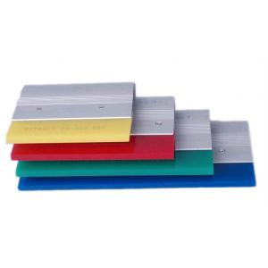 China screen printing aluminum squeegee on sale