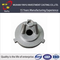 China Silica Sol Investment Casting Small Metal Parts For Telecommunication Equipments on sale