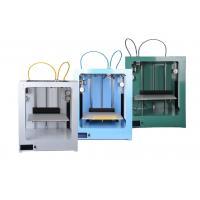 Rapid Prototyping FDM Desktop Dual Extruder 3D Printer with Big Printing Volume