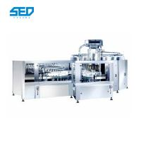 China Full Automatic Mineral Liquid Filling Machine Water Pet Bottling Machine 15000BPH on sale