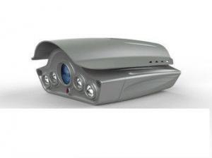 China Dot-matrix LED CCTV Camera Housings / Shell Aluminium Alloy , Heavy-duty Construction on sale