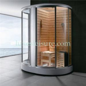 China LXSS05 steam sauna room cabin on sale