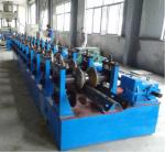 High Way Two Waves 85-310 W Type Guardrail Beam Roll Forming Machine