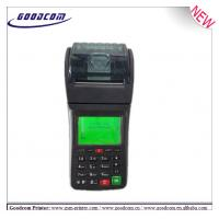 Goodcom GT6000SW Portable Receipt Collector with SMS/GPRS/Wifi Communication modes