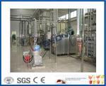 Fabricante industrial de consumición del yogur de la producción del yogur con el material SUS304/SUS316