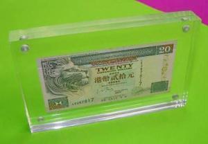 China acrylic magnetic photo frame on sale