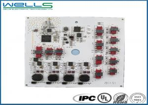China PCB Assembly of multilayer 1oz FR4 High TG ENIG IPC-6012D certification on sale