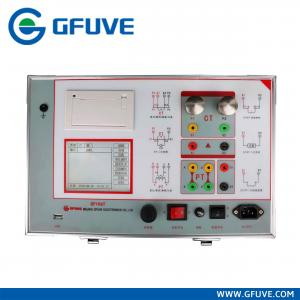 China GF106T automatic portable ct instrument transformer test set for ct and pt on sale