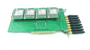 China stable 8 channels asterisk gsm card  for call terminal on sale