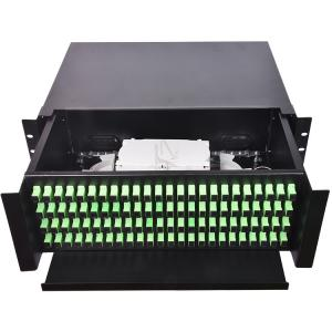 China 12 48 96 Port 19 Inch ODF Optical Fiber Distribution Frame on sale