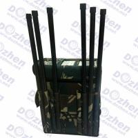 China Omni Directional Antenna 80W Cell Phone Signal Blocker on sale