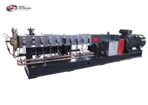 China Small Plastic Extrusion Line / Plastic Sheet Extrusion Machine Longer Working Life on sale