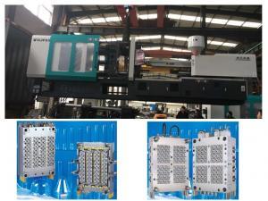 China Energy Saving Automatic PET Preform Injection Molding Machine Servo Motor on sale
