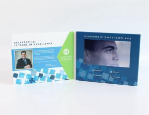 China Customized Flip Book Video for playing video / music / photos , 480*272mm Pixel size on sale