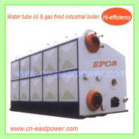 High quality SZS water tube oil gas boiler China boiler leading Manufacturer
