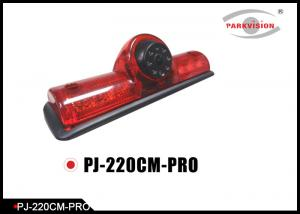 China Black 150 Degree Brake Light Backup Camera ,  700 TVL Car Rear Parking Camera on sale