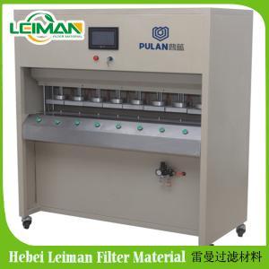 China PLPV-8  Filter Element PVC film making machine on sale