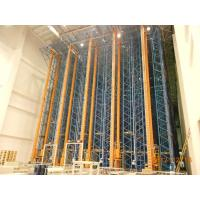 Steel Automated Material Handling System And Storage Retrieval System  For Warehouse Equipment