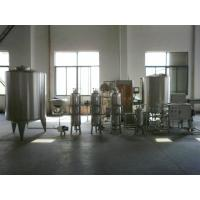 Ozone Generator Sewage Water Mineral Water Treatment Plant for Beverage Industry