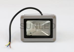 China 10W RGB LED Flood Lights / Outdoor Security Flood Lights Energy Saving on sale