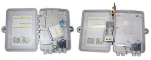 China Wall / Pole MountingFiber Distribution Box For PLC Coupler FODB-AS16 on sale
