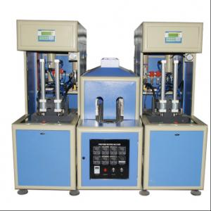 China 14KW Semi automatic Bottle Blowing Machine 2000Bph for PET Bottle on sale