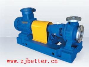 China CZ Standard Chemical Pump on sale