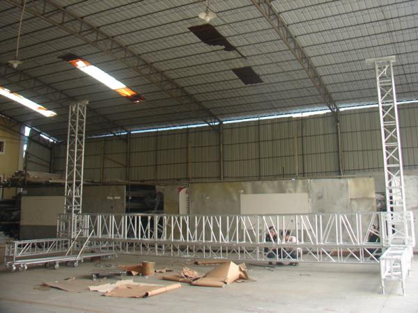 Led Display Truss Systemgood Loading Design For Hanging Or Lighting Images