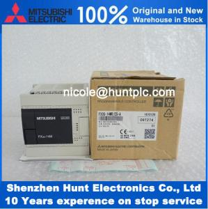 China FX3G-14MR/ES-A Mitsubishi FX3G Series PLC Mitsubishi Electric 100% Mitsubishi Original warehouse in stock 100-240 VAC on sale