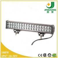 Combo beam 108w led light bar 4x4 off road led light bar